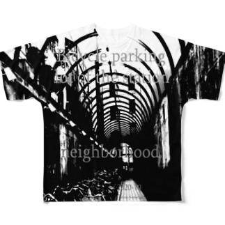 サイクルパーク Full graphic T-shirts