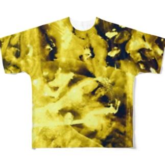 Tシャツの Full graphic T-shirts
