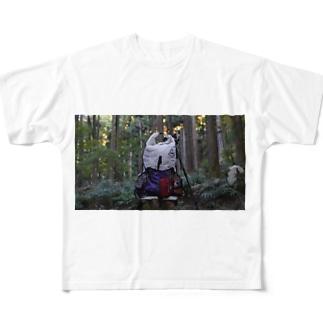 マイザック Full graphic T-shirts