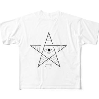 きもかわラニィ Full graphic T-shirts