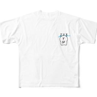 キシタク店長 Full graphic T-shirts