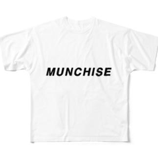 マンチ Full graphic T-shirts