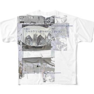 冷风 Full graphic T-shirts