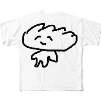 餃子くん Full graphic T-shirts