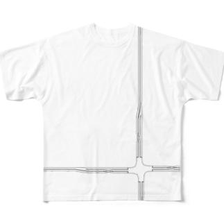 THB Full graphic T-shirts