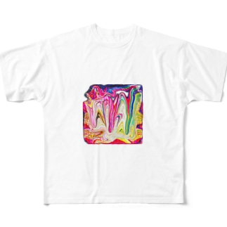 enogu Full Graphic T-Shirt