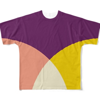 Pansy Full graphic T-shirts