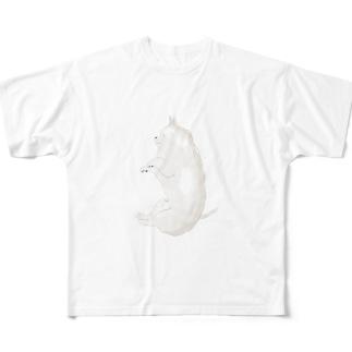 ずんぐりこむちゃ Full Graphic T-Shirt