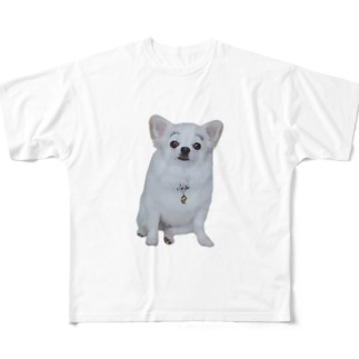 まゆげこむぎこ Full Graphic T-Shirt