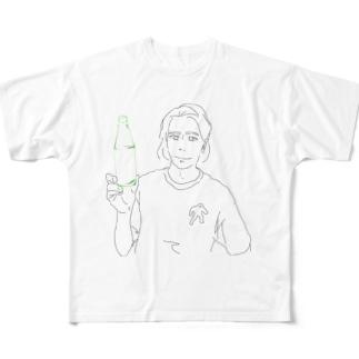 anttkc Full graphic T-shirts