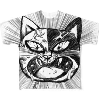 インパクトたま Full graphic T-shirts