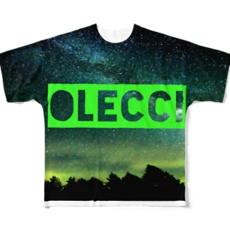 OLECCI Full graphic T-shirts