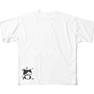 しゃる Full graphic T-shirts