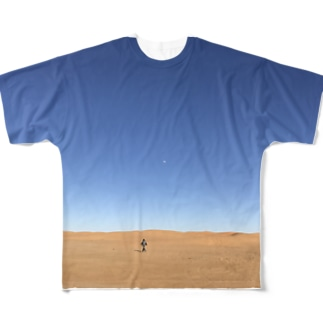 sahara Full graphic T-shirts