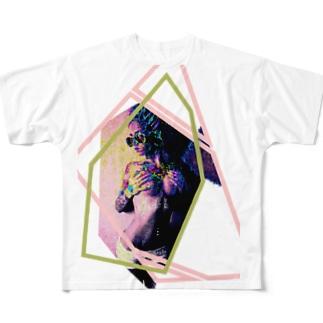SEXY GIRL Full Graphic T-Shirt