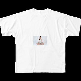 poiwwerqwqwの「マスターベーションでは射精できるのに Full graphic T-shirts