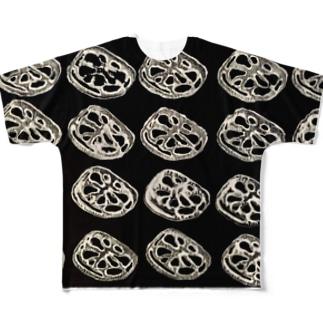 RENKON Full graphic T-shirts