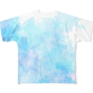 suisai Full graphic T-shirts