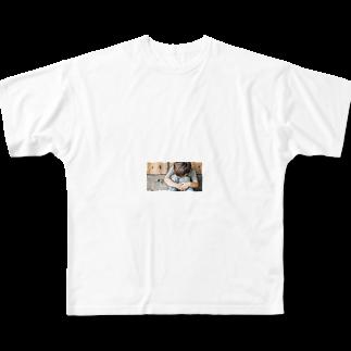 upoiaerpopoiの頭を打ってしまうことはしばしばあります Full graphic T-shirts