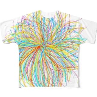 Kesalan Patharan Full graphic T-shirts