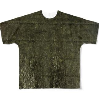 ノリノリのり Full graphic T-shirts