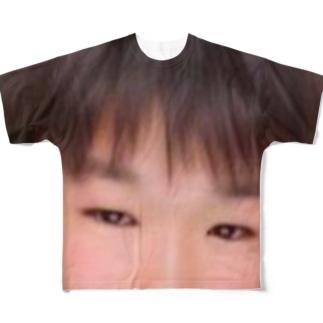 門番 Full graphic T-shirts