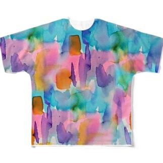 neutralフルグラフィックTシャツ Full graphic T-shirts