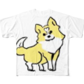 ちいむらいむぐっず Full graphic T-shirts