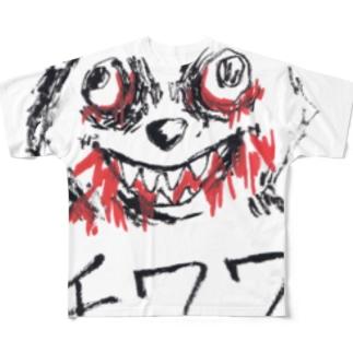 チワワ Full graphic T-shirts