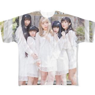 御伽ファンファーレ Full graphic T-shirts