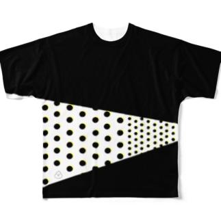 くそいぬのフレッシュなシリーズ Full graphic T-shirts