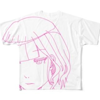 secret woman Full graphic T-shirts