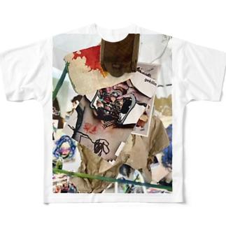 AF009 Full graphic T-shirts