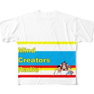 マクラジGM All-Over Print T-Shirt