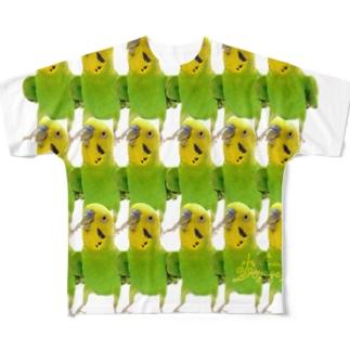 たっぷりすだわき Full graphic T-shirts
