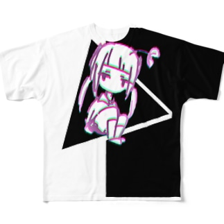 いちゅぴーす Full graphic T-shirts