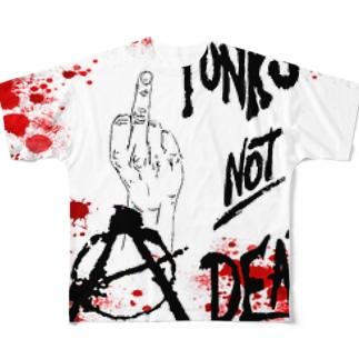 punks Full graphic T-shirts