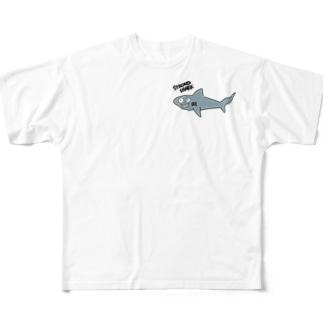 ニヤリ! All-Over Print T-Shirt