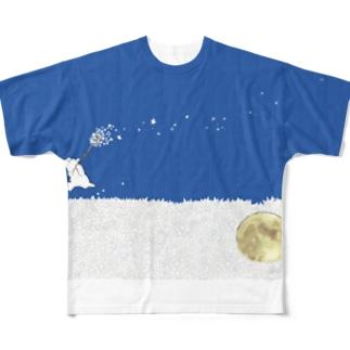 ミルキーウェイ All-Over Print T-Shirt
