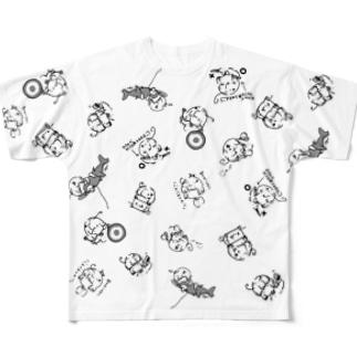 いっぱいいる人たち Full Graphic T-Shirt