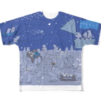 星集め Full graphic T-shirts