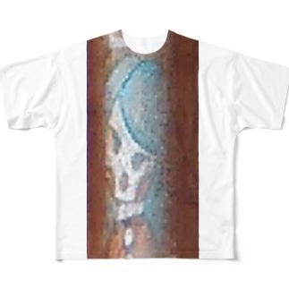 天使 Full graphic T-shirts