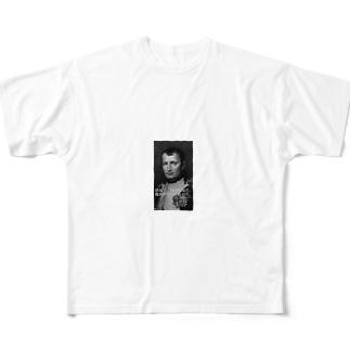ナポレオン Full graphic T-shirts