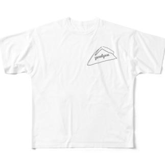 わたしのティー Full graphic T-shirts