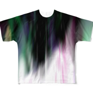 分岐 Full graphic T-shirts