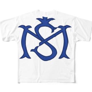 SM3 Full graphic T-shirts
