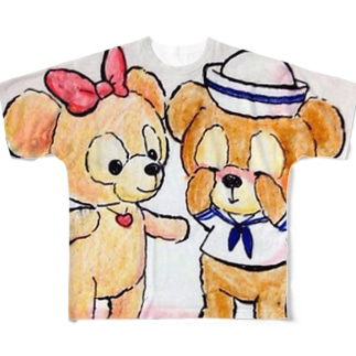 なぐさめ Full graphic T-shirts