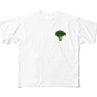 ブロッコリー Full Graphic T-Shirt