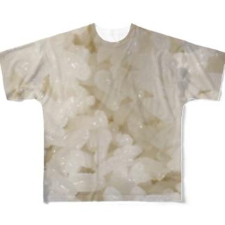 ライス All-Over Print T-Shirt