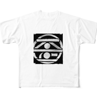 Stoneage 歪t-shirts Full Graphic T-Shirt